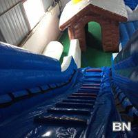 Picture of Inflatable Huge bouncy slide for sale