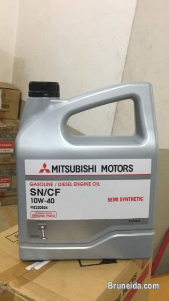 Picture of Mitsubishi Engine Oil Semi Synthetic 10W-40 Gasoline/Diesel