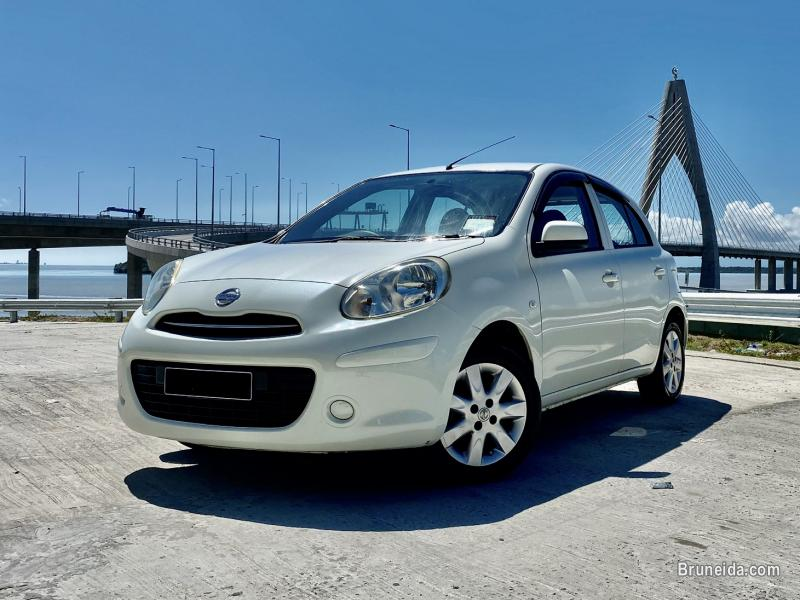Picture of 2012 Nissan March 1. 2 (A)