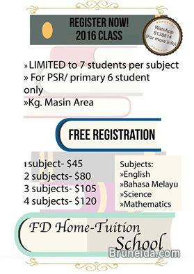 Picture of Home tuition scool