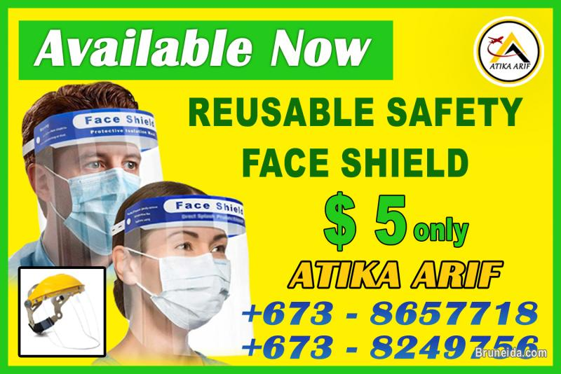 Picture of Face Shield mask Corona Safe