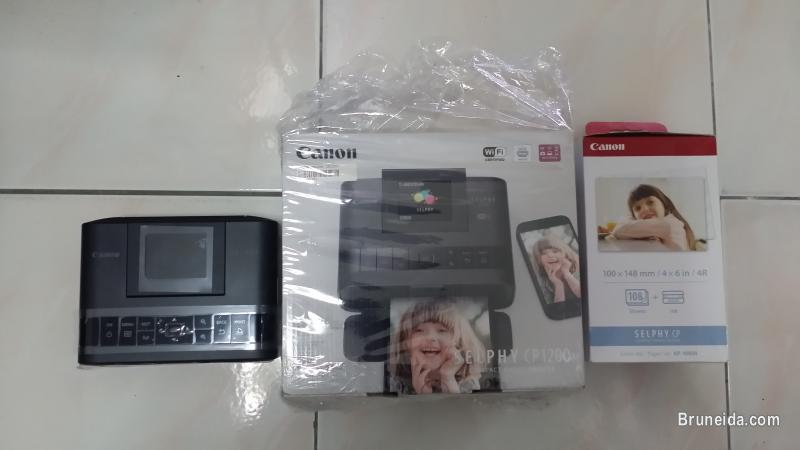 Picture of Canon Selphy CP1200