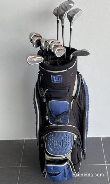 Pictures of Wilson Golf Clubs