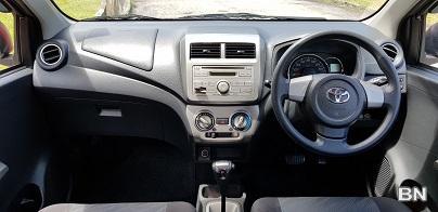 Toyota wigo 1. 0 year 2016 @ 5x, xxxkm