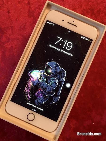 Iphone 8plus Gold 256GB - image 12