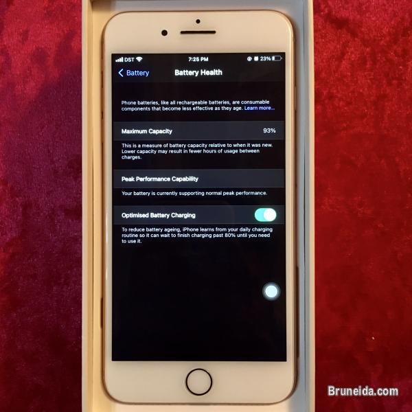 Iphone 8plus Gold 256GB