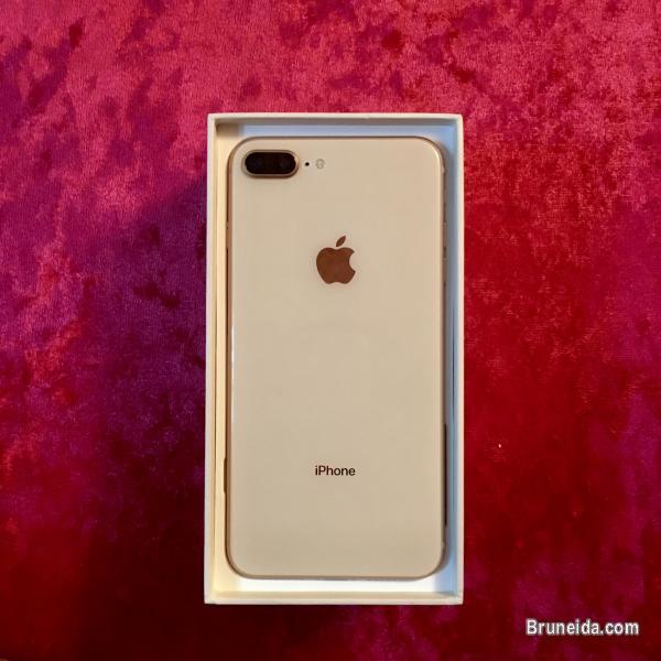 Iphone 8plus Gold 256GB in Brunei