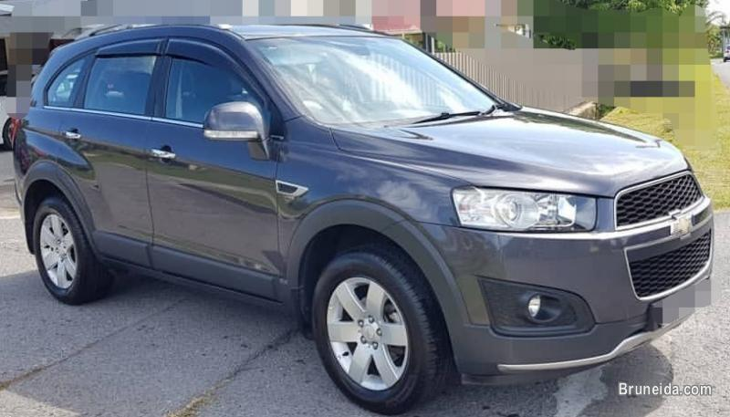 Picture of Private Car for Rent - Chevrolet Captiva 2. 4