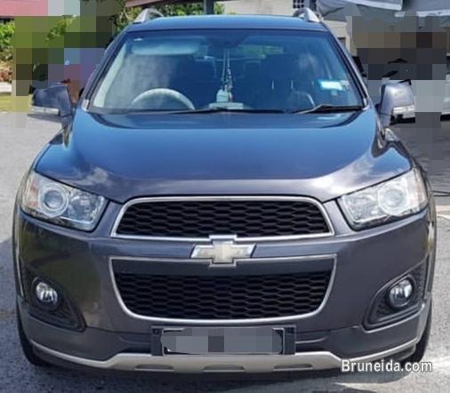 Private Car for Rent - Chevrolet Captiva 2. 4