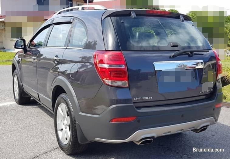 Private Car for Rent - Chevrolet Captiva 2. 4 in Belait