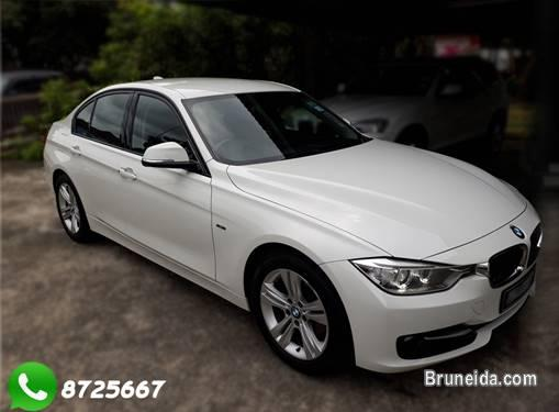 Picture of BMW 320i-F30 (AUTO - PETROL) for sale (local used)