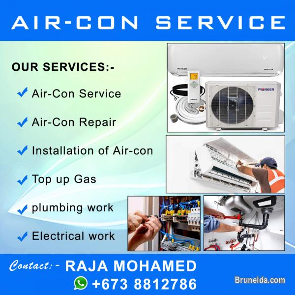 Pictures of RAJA MOHAMED AIR-CON SERVICE & REPAIR