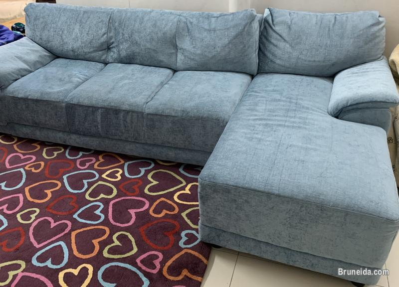 Picture of Used LShape Sofa For Sale