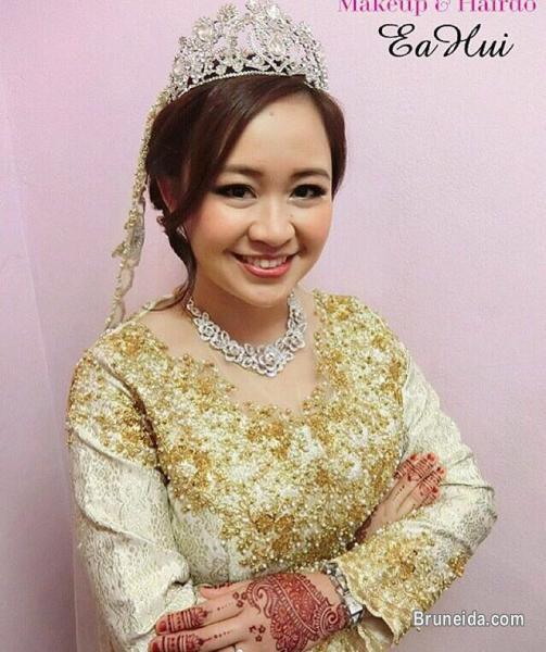 EaHui Bridal and Event makeup service - image 4