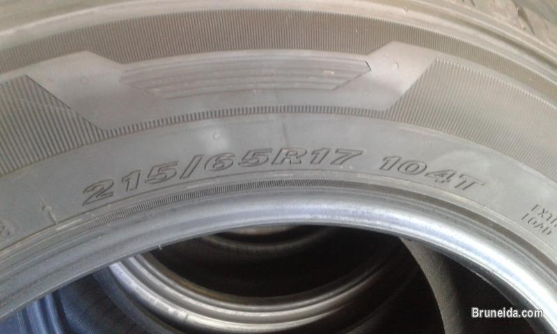 Tires 215/65R17 for sale!!