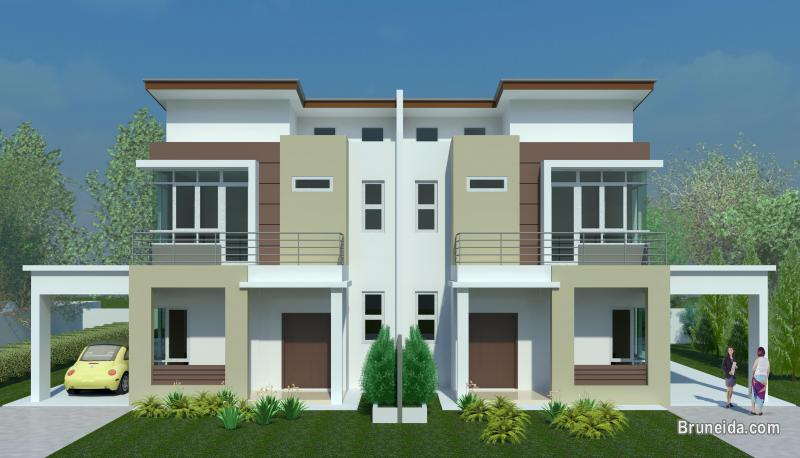 Picture of Double Storey Semi-Detached House for Sale (Proposed)