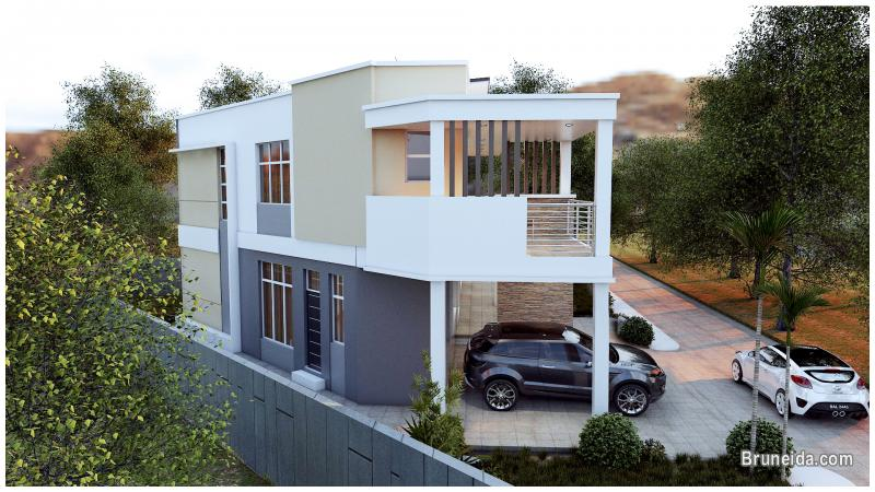 Double Storey Detached House for Sell (Proposed) in Brunei Muara