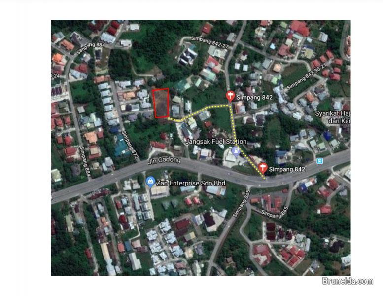 Double Storey Detached House for Sell (Proposed) in Brunei