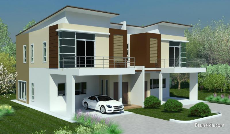Pictures of Double Storey Detached House for Sell (Proposed)