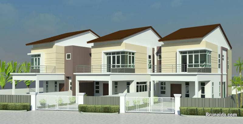 Pictures of Double Storey Terrace House (Proposed)