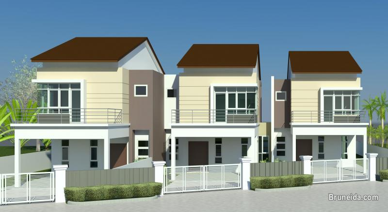 Double Storey Terrace House (Proposed)