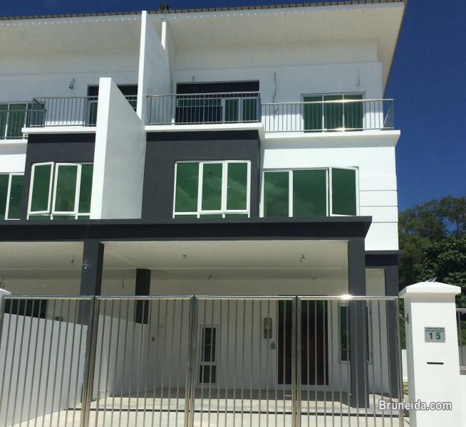 Picture of 3 Storey Semi-Detached at kg mata-mata, 315k
