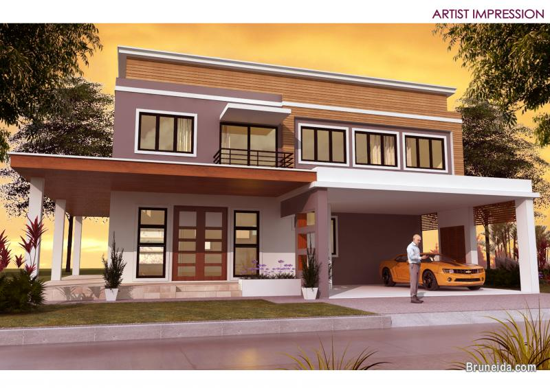 Picture of TWO STOREY DETACHED HOUSE FOR SALE, SUBOK 450K