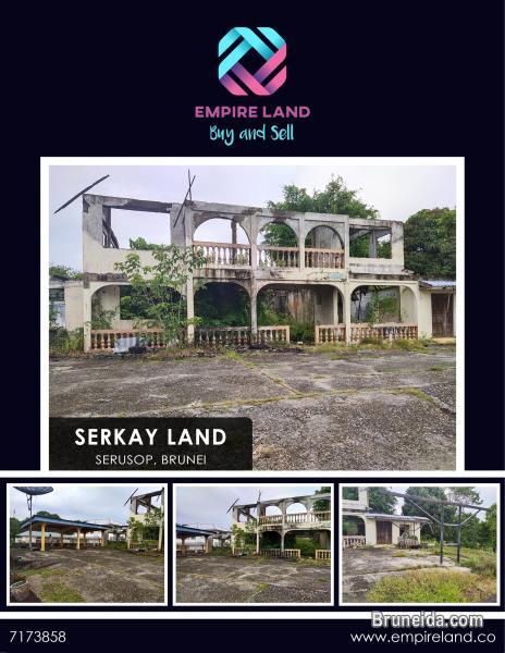 Picture of Serusop, Brunei - SERKAY LAND FOR SALE $498K