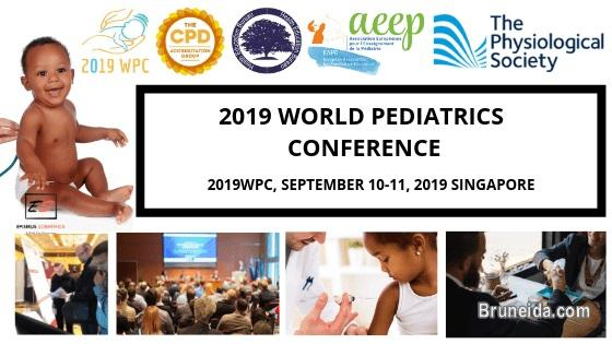 Pictures of 2019 World Pediatrics Conference