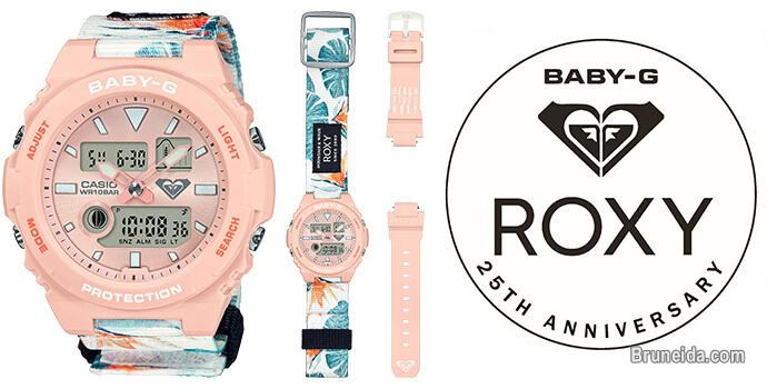 Picture of BABY-G X ROXY Collaboration BAX-100RX-4AJR