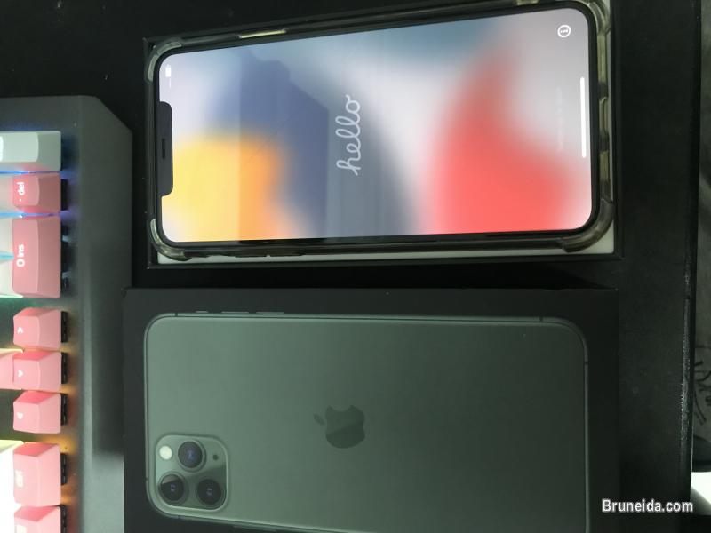 Picture of IPhone 11 Pro Max 256gb Midnight Green