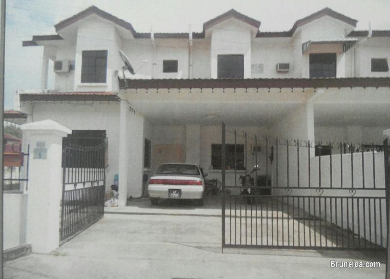 Pictures of End terrace house for sale at Kg Mata-Mata