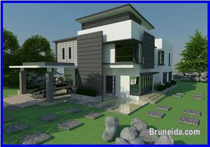 Picture of Proposed Double Storey House for sale at Kg Sinarubai