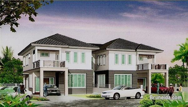 Picture of Double Storey Linked Detached House For Sale At Kg Mulaut