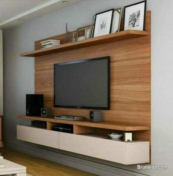 Pictures of Custom TV Cabinet