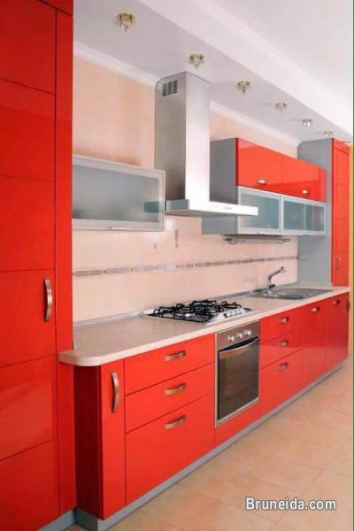 Pictures of Custom Kitchen Cabinet