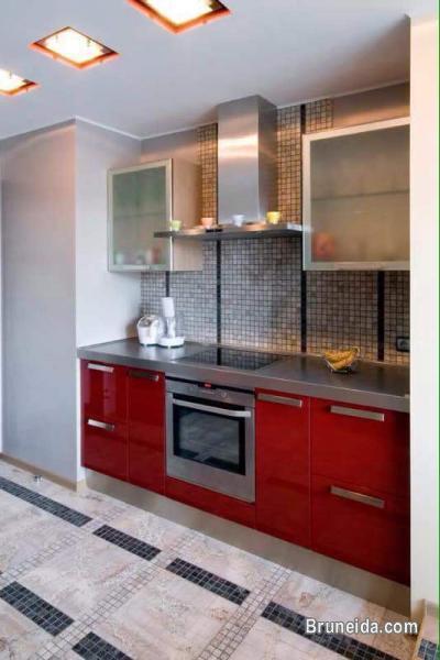 Custom Kitchen Cabinet in Brunei Muara