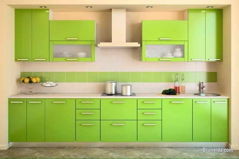 Custom Kitchen Cabinet in Brunei