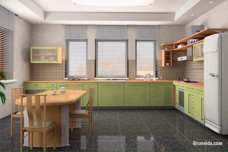 Picture of Custom Kitchen Cabinet in Brunei Muara