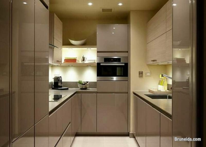 Picture of Custom Kitchen Cabinet in Brunei