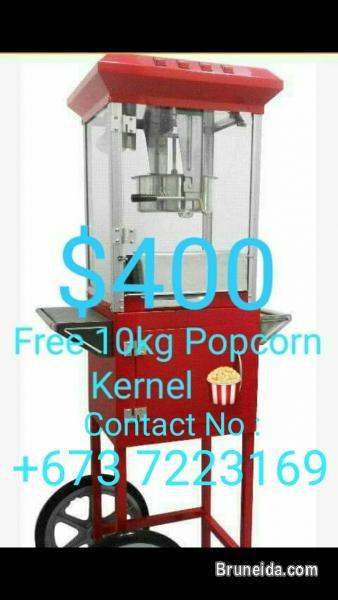 Picture of Popcorn Machine