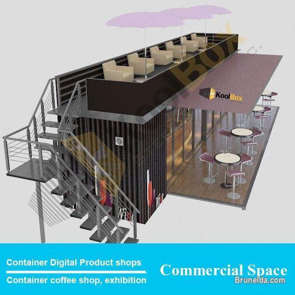 Picture of Container bar building