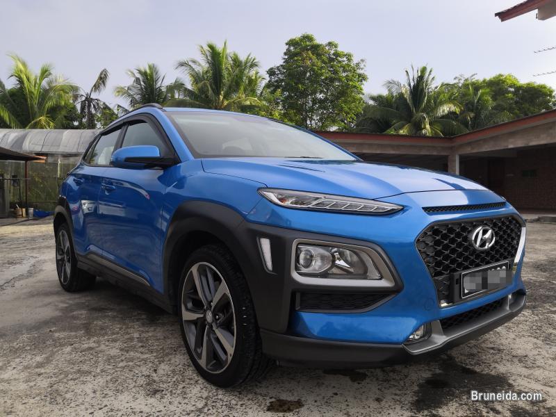Hyundai Kona 1. 6T GDi 4WD for sale in Brunei