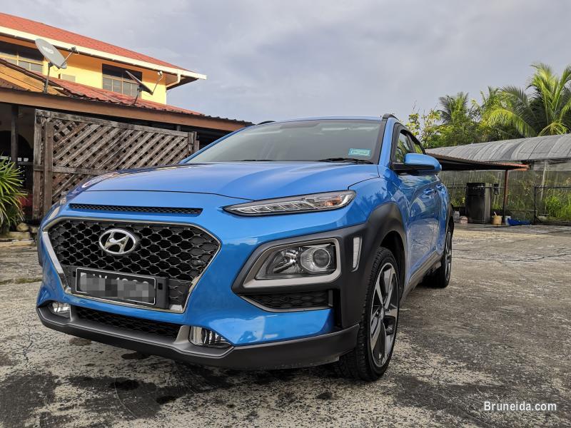 Picture of Hyundai Kona 1. 6T GDi 4WD for sale in Brunei Muara