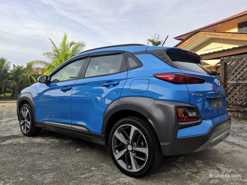 Picture of Hyundai Kona 1. 6T GDi 4WD for sale in Brunei