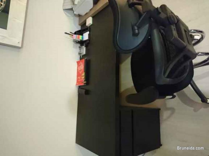 Office Desk and Chair (Urgent Sell)