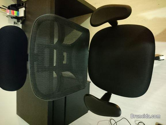 Office Desk and Chair (Urgent Sell) in Belait