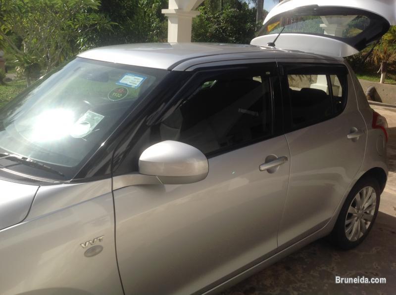 2013 Suzuki swift for sale (loan takeover) in Brunei Muara