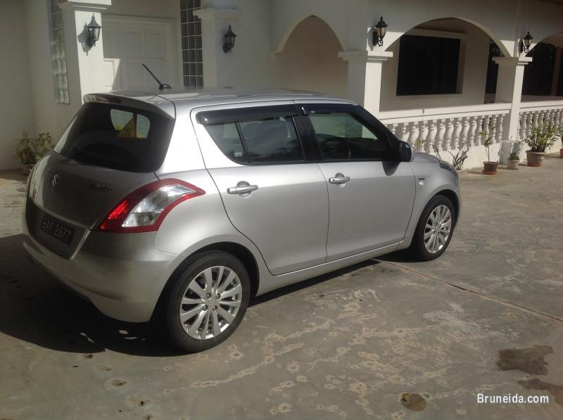 Picture of 2013 Suzuki swift for sale (loan takeover) in Brunei