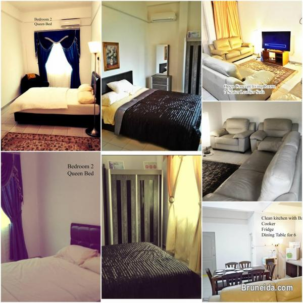 REPOST. FULLY FURNISH Ground Floor Flat For Rent including bills!
